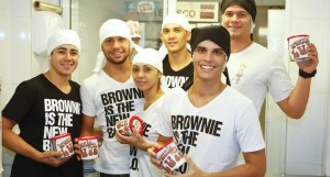 Brownie do Luis